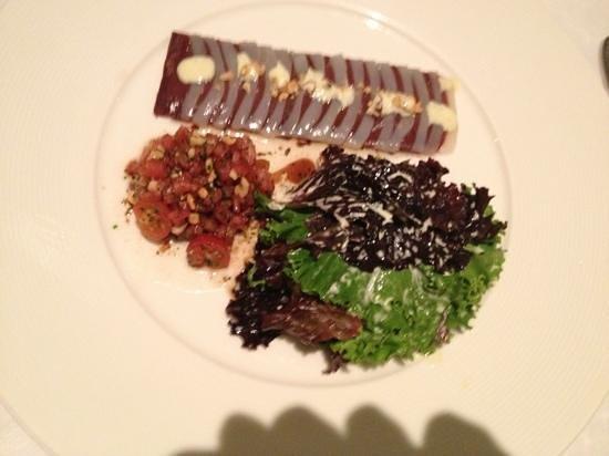 NM Lima Hotel:                   la comida del restaurante es excelente!