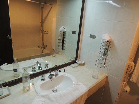 Chiang Mai Plaza Hotel:                   bagno