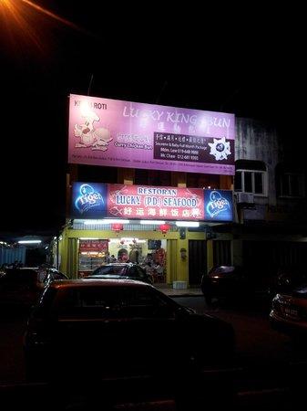 Lucky King Bun:                   Lucky Seafood Restaurant