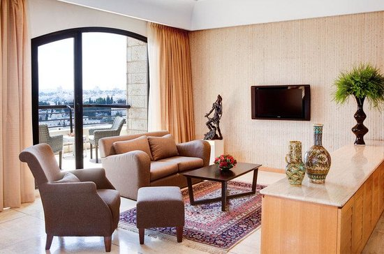 Dan Jerusalem Hotel: Presidential Suite