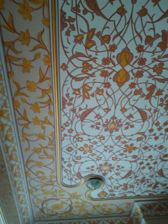 Hotel Anuraag Villa:                   Ceiling deco