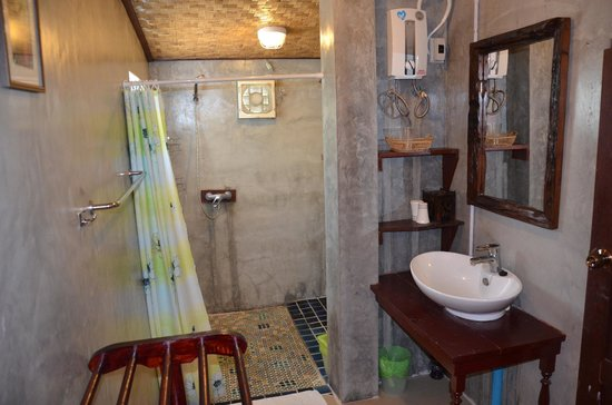 ‪بوري جالاري هاوس:                   Bury Gallery House Chiang Mai - Bathroom