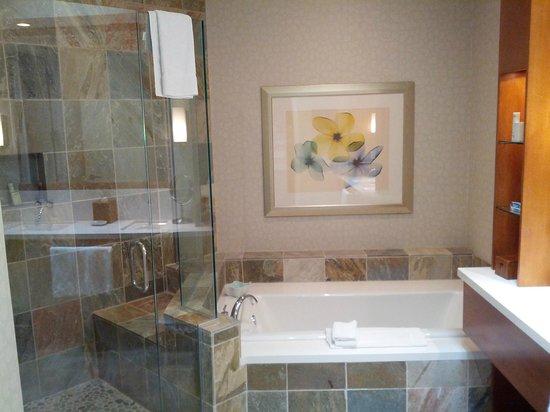 Hyatt Regency Indian Wells Resort & Spa: 1st bathroom