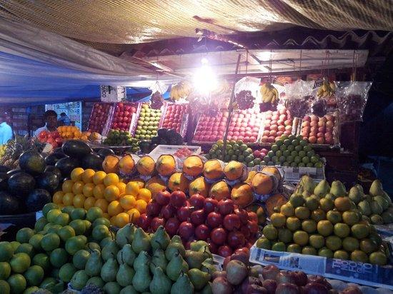 Hotel Regal Enclave :                   Market around the corner