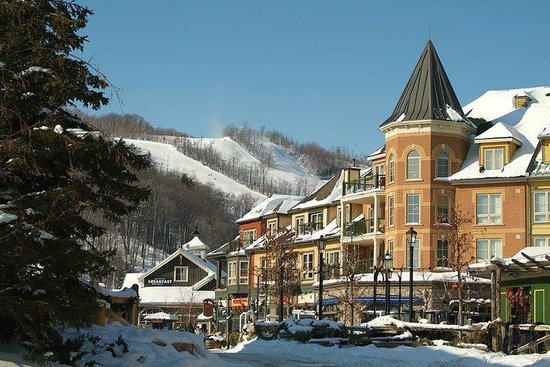 The Grand Georgian - Blue Mountain Resort : Winter