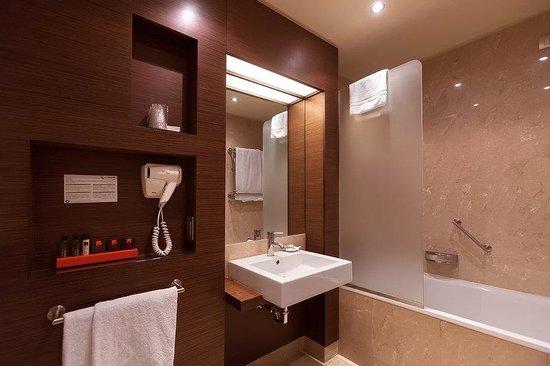 Hotel Litta Palace : Guest Bathroom