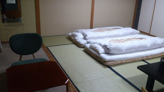 Kurobe Kanko Hotel:                   .