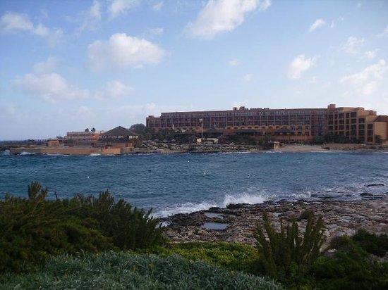 Ramla Bay Resort: das Hotel