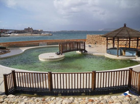 Ramla Bay Resort: gepflegt,sauber