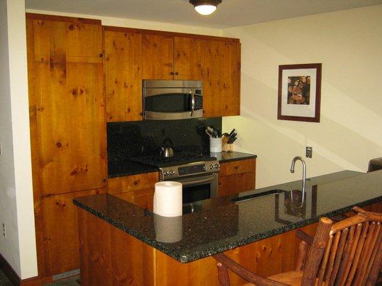 Stowe Mountain Lodge:                   Kitchen