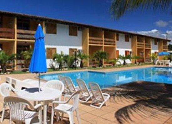 Portal do Atlantico Apart Hotel : Atlantico Pool