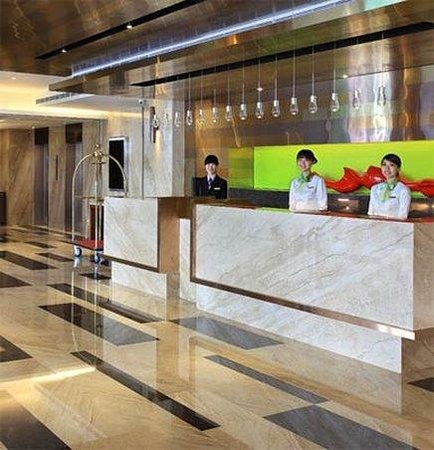Park City Hotel-Central Taichung: Other Hotel Services/Amenities