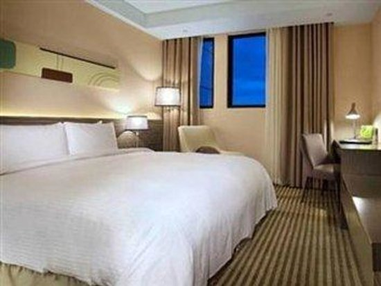 Park City Hotel-Central Taichung: In Room Amenities