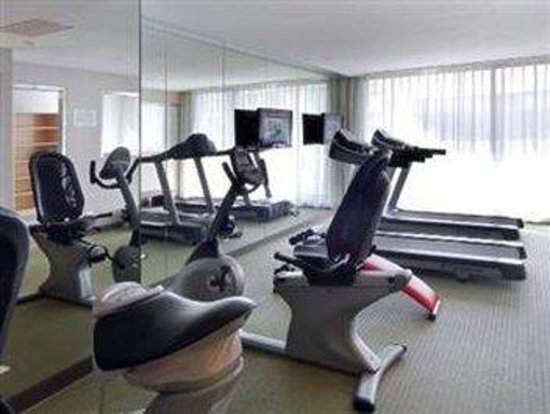 Park City Hotel-Central Taichung : Health Club