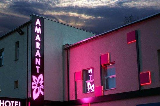 アマラント ホテル