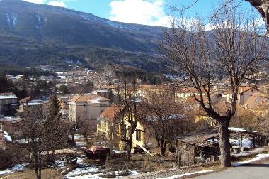 Villiage of Annot