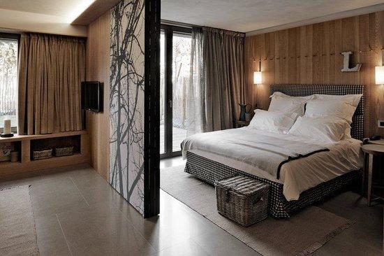 Eden Hotel Bormio: Garden Suite Deluxe