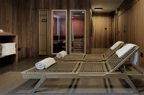 Eden Hotel Bormio: Spa