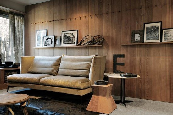 Eden Hotel Bormio: Hall