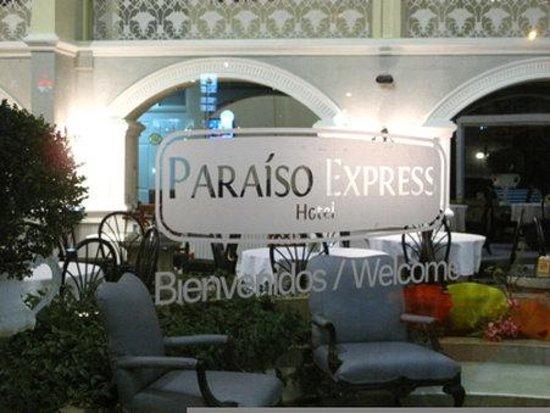 Paraiso Express Hotel: Lobby