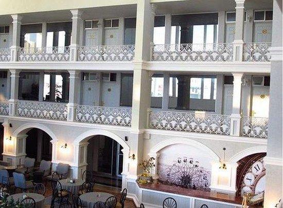 Paraiso Express Hotel: Interior