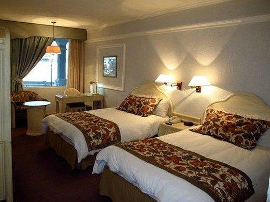 Paraiso Express Hotel: Double Room