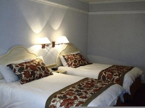 Paraiso Express Hotel : Guest Room