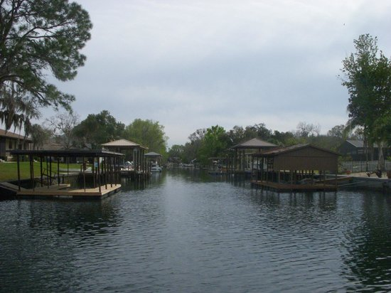 Crystal Lodge Dive Center: Beautiful homes to dream about...