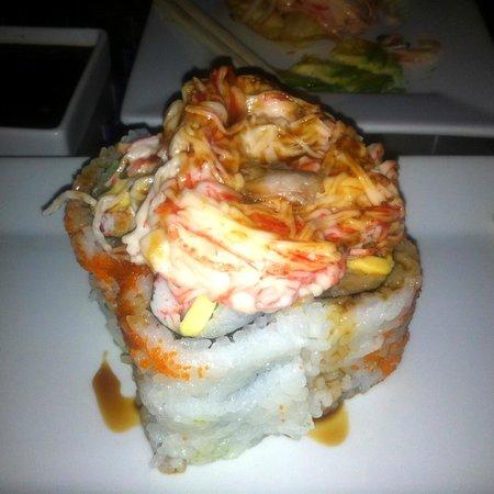 Volcano roll - Picture of Sushi Sake, Miami - TripAdvisor