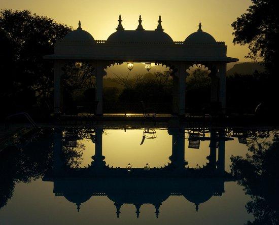 Trident Udaipur:                   Trident Hotel Udaipur