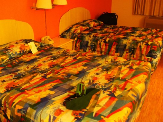 Motel 6 Williams West - Grand Canyon:                   Beds