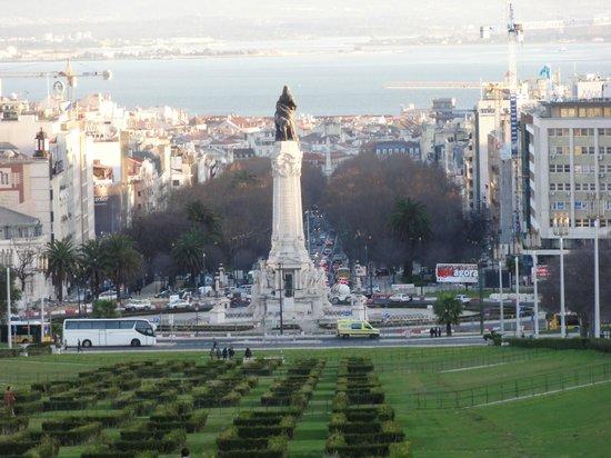 Hotel Dom Carlos Park:                   Parque Eduardo VII