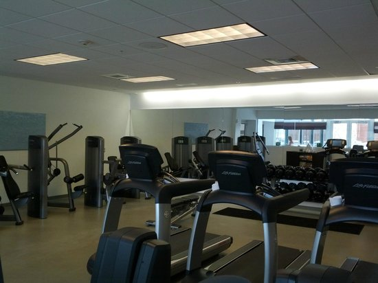 Element Denver Park Meadows: Fitness Room