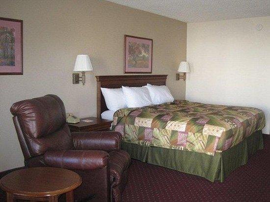 Briarwood Inn of Geneva Inc: Briarwood Inn Of Geneva King Guestroom