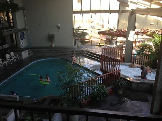 Best Western Toni Inn: indoor pool area