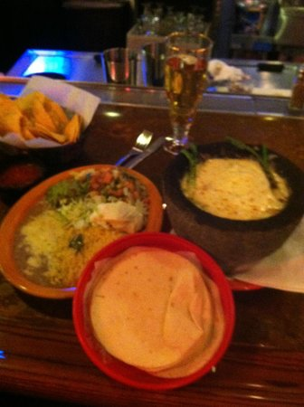 Guadalajara Restaurant:                                                       A little bit of everything.