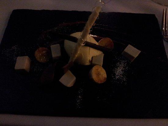 ذا مير:                                     dessert                                  