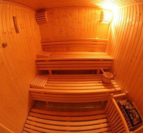 Hotel Merona: Sauna