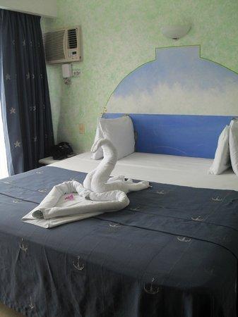 Hotel Banana:                   Habitacion