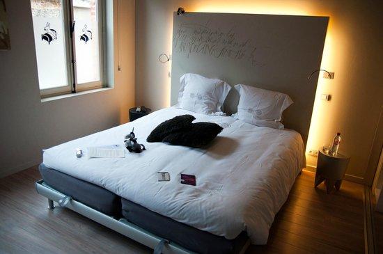 Asinello B&B:                   Baptiste room