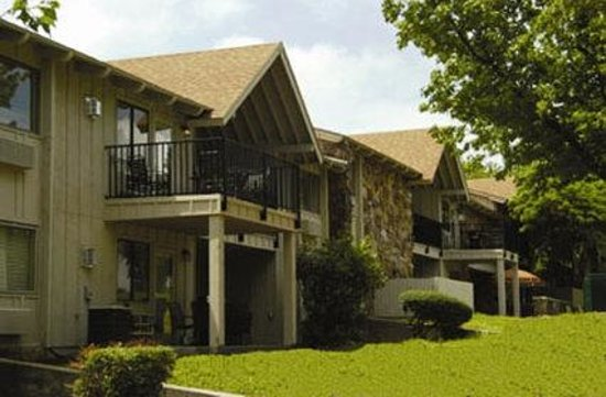 WorldMark Grand Lake: Exterior