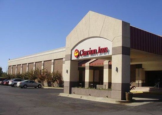 Clarion Inn Tulsa International Airport Ok Hotel