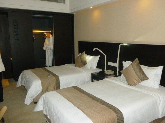 Ramada Plaza Gateway Shanghai: Bed