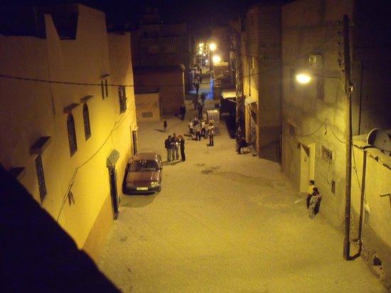 riad losra :                   Het uitzicht