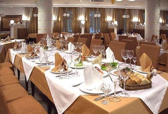 U Istoka Hotel: Restaurant