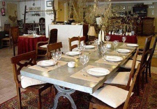 Hotel Monte Ulia: Restaurant
