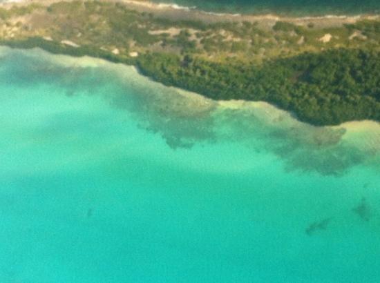 Posada Guaripete:                   entrando no arquipélago