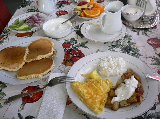 Rustic Oasis Motel:                   kostenloses Frühstück