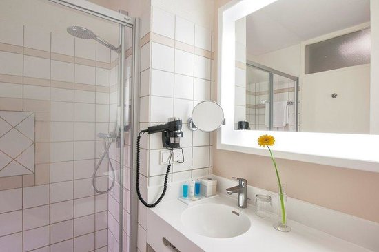 Best Western Hotel Kaiserslautern: Bathroom