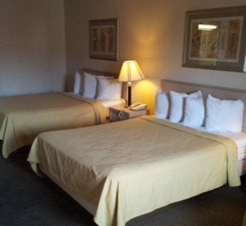 Amco Hotel and Suites: Queen Beds